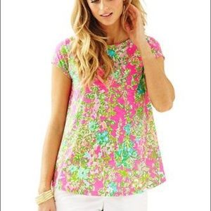 Lilly Pulitzer Southern Charm Betsy Top